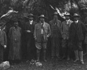 Muir & President Roosevelt at Yosemite