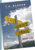 T.A Barron's book A Hero's Trail (yahoo.com)