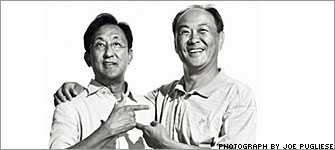Partners John Tu and David Sun (http://www.inc.com/magazine/)
