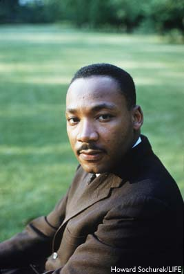 The My Hero Project - Martin Luther King, Jr.