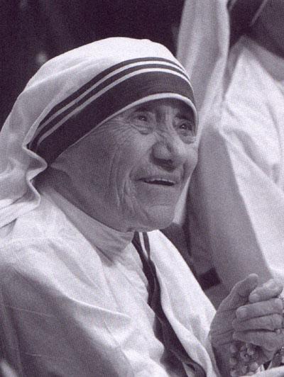 Mother Teresa  My Hero