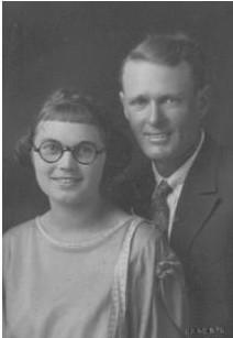 Grandma & Grandpa (personal photo)