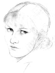 Self-Portrait (Nancy's gifts)