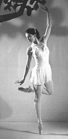 "Fonteyn as ""Chloe"", Photo Courtesy of  Dance Works Online"