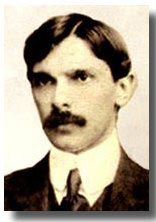 Image of Quaid-E-Azam as a younger man