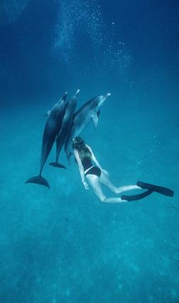 Alexandra and Friends (Alexandra Cousteau)