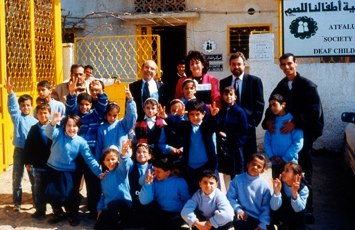 Palestinian School for Deaf Children (Dr. Noyek)