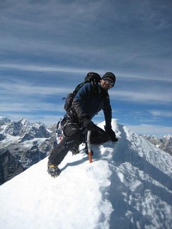 Dawa in the Himalayas (Dawa Steven Sherpa)