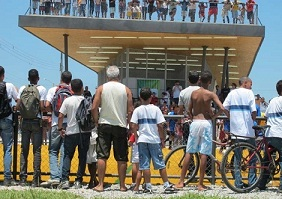 Homeless World Cup Stadium Santa Cruz, Brazil (Architecture For Humanity)