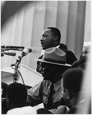 DR. KING - I HAVE A DREAM speech - 1963