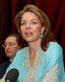 Queen Noor passionately works for peace, human rights, and wildlife consvervation.