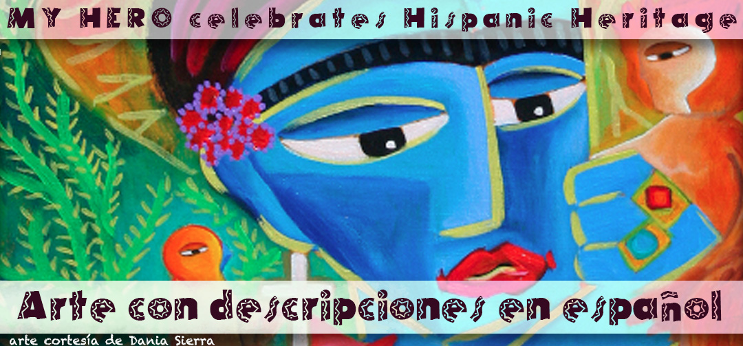 my hispanic heritage Recognizing the contributions of hispanic americans to the united states and celebrating hispanic culture and heritage.