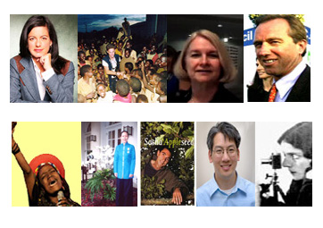 Laurie David, Dan Eldon, Rowena Gerber, Robert Kennedy Jr., <br> Sinikithemba Choir, Mrs. Mei Ng, Sasha Earnheart-Gold, Tom Chau, Ilse Bing